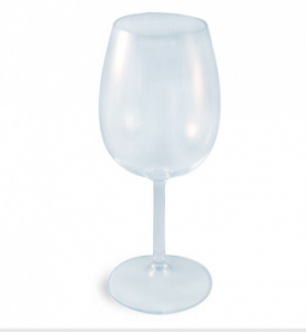 Re-usable Wine Glass