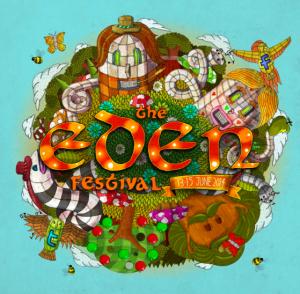 Eden Festival Printed