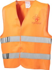 Custom Printed Hi-viz Jacket for Festivals