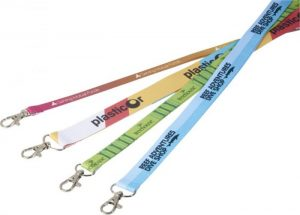 Selection Branded Lanyards