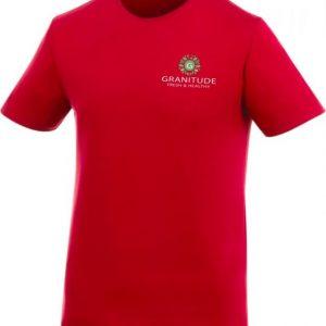 Finney T-shirt Red