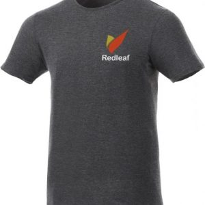 Finney T-shirt Dark Grey