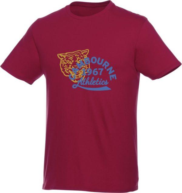 Heros T-shirt Burgundy