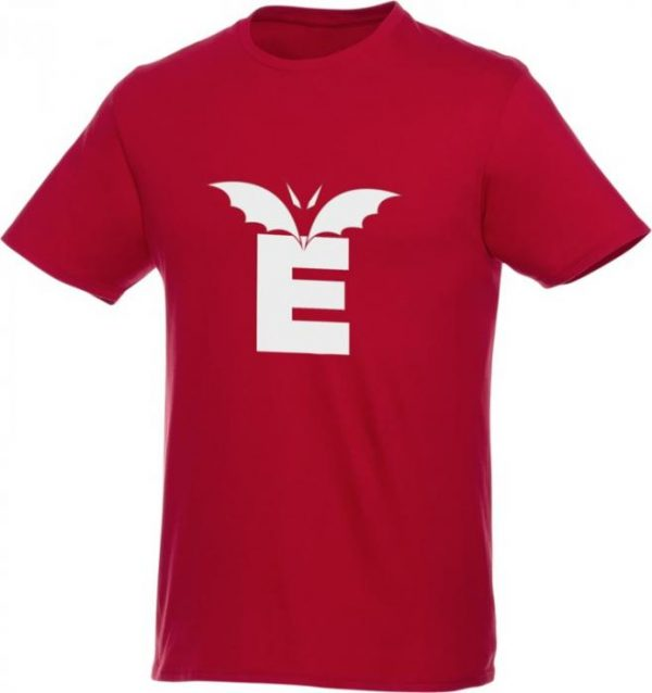 Heros T-shirt Red