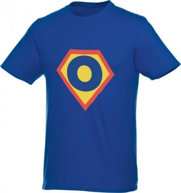 Heros T-shirt Blue