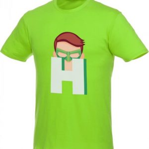 Heros T-shirt Apple Green