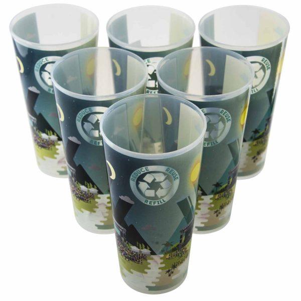 Custom Printed Pint Cups