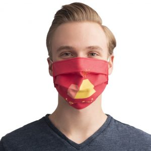Printed Face Mask Reusable