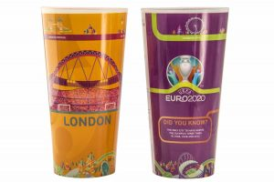 Printed Festival Cups