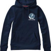Custom Printed Hooded Sweater